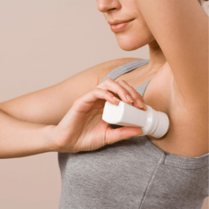 switch to clean beauty- deodorant