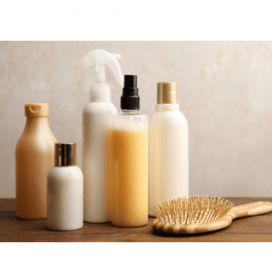 clean beauty haircare
