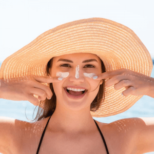 switch to clean beauty- sunscreen