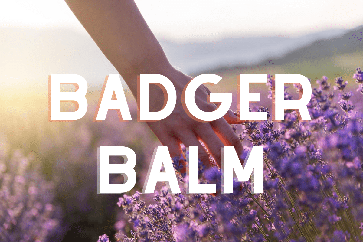 Clean, Toxin-Free Brand Review: Badger Balm Body Care